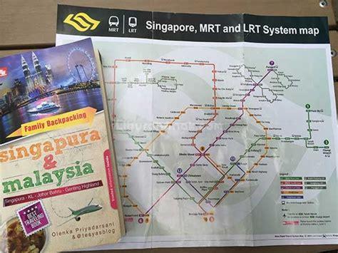 Malaysia A Johor Hitam Singapura A buku family backpacking singapura malaysia singapura kl johor bahru genting highland