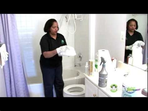 how to professionally clean a bathroom house cleaning toilets youtube