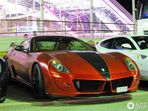 mansory ferrari 599 ferrari 599 gtb fiorano mansory stallone 18 january 2013