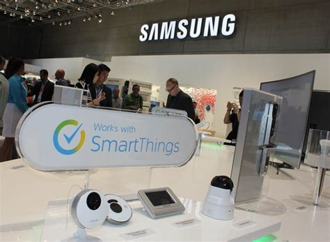 hackers can exploit flaws in samsung smart home to access