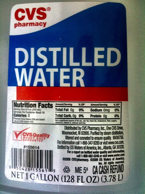 Why Not Detox With Distilled Water by Water Demineralized Water Deionized Water