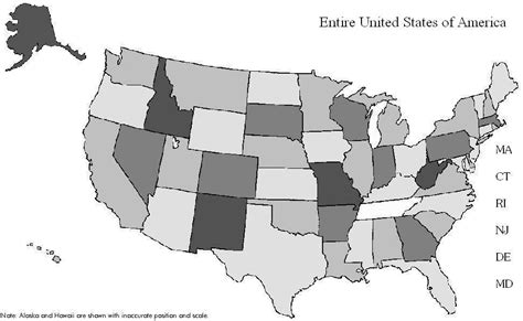 color united states map coloring page united states map coloring home