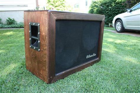 b custom cabs 2x12 guitar cabinet closed back mahogany