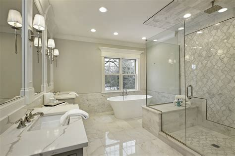 Nantucket Style Bathrooms by Chicagoland Illinois Custom Home Builders Custom Home