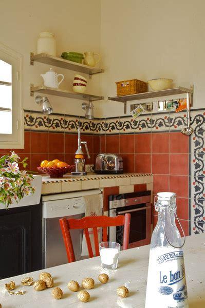 carreaux adh駸ifs cuisine am 233 nagement de cuisine galerie photos de dossier 94 379