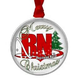 nurses christmas ornaments amp nurses ornament designs zazzle