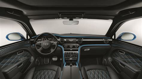 bentley interior 2018 bentley mulsanne speed design series interior