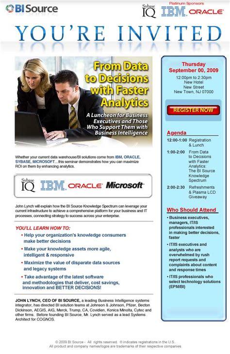 seminar announcement template sle invitation letter seminar speaker