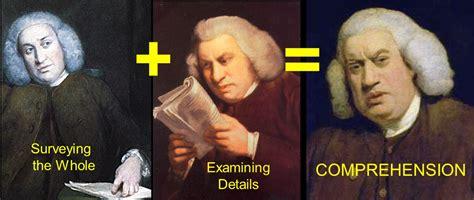 Samuel Johnson Meme - hermeneutics with samuel johnson the scriptorium daily