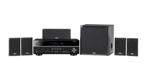 yamaha yht 4910ubl 5 1 channel home theater