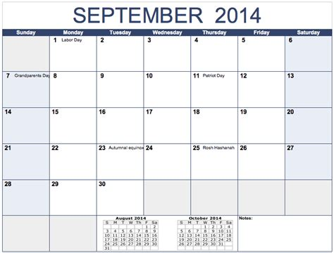 2014 monthly calendar templates horizontal 2014 monthly calendar template for numbers