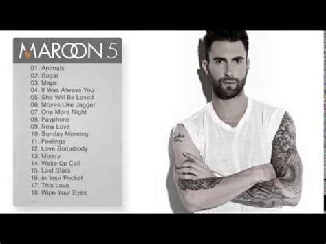 Maroon 5 1990s Songs | maroon 5 best songs youtube