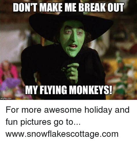 Flying Monkeys Meme - 25 best memes about monkey monkey memes