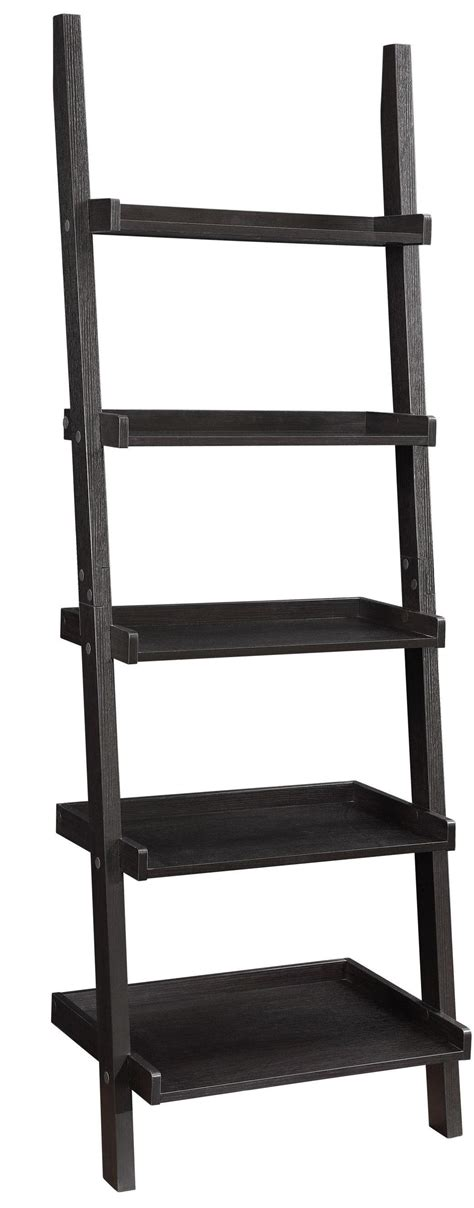 coaster 4 drawer ladder style bookcase 800338 ladder bookcase from coaster 800338 coleman