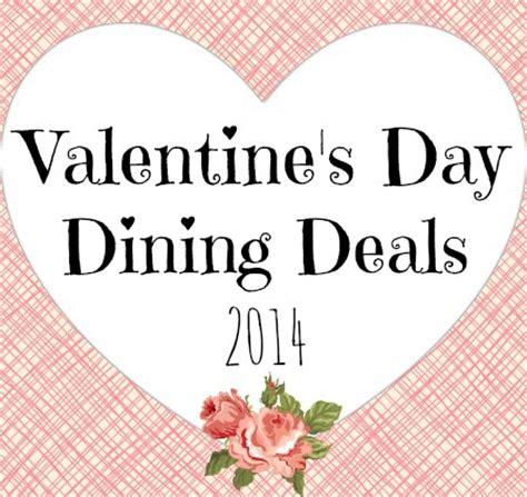 valentines day dinner deals s day restaurant deals 2014 southern savers