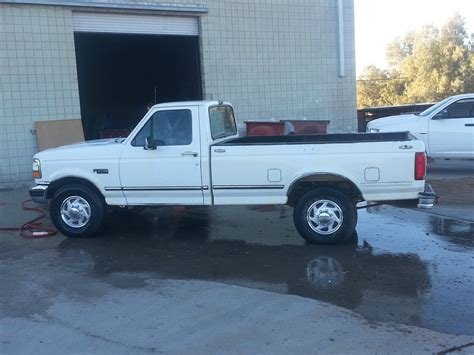 ford 250 trucks 1992 ford f 250 work truck for sale