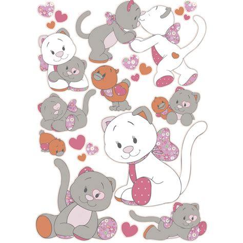 chambre bébé noukies stickers d 233 coratifs iris et babette de noukies