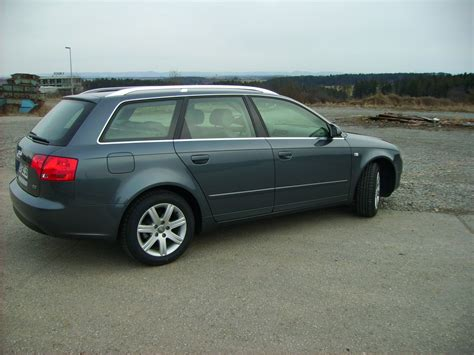Audi A4 Steuern by Tankvorg 228 Nge Audi A4 B8 Avant 2 0 Bj 2008