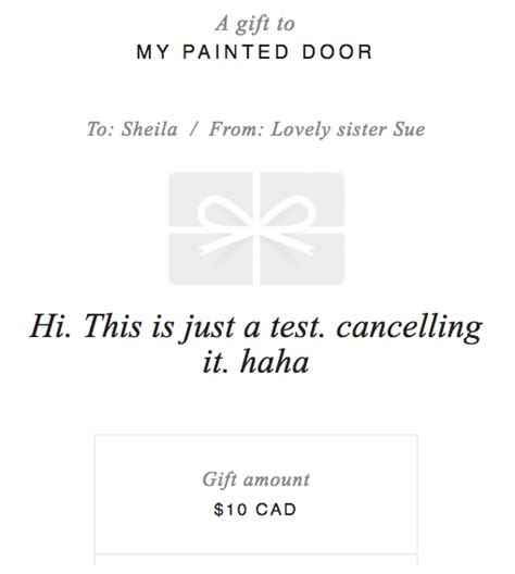 Gift Cards That Work With Square - blog my painted door