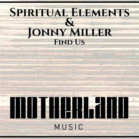 house music finder house music forever spiritual elelments jonny miller