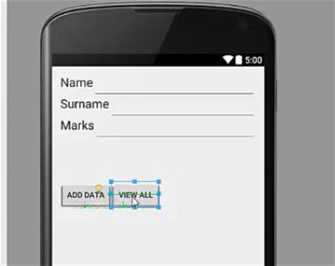 android studio sqlite database tutorial pdf how to get data from sqlite database in android
