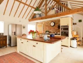 a modern barn conversion real homes
