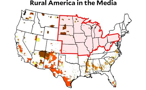 why is st associated with how white is quot rural america quot