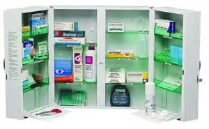 armoire 224 pharmacie 2 portes
