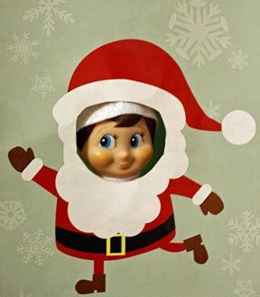 printable elf on the shelf face north pole notes more elf fun for 2015