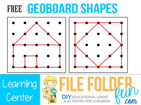 Punch Home Design Templates Download Printable Geoboard Patterns