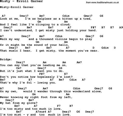 song ukulele chords song by erroll garner song lyric for vocal