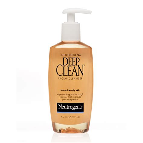 amazon deep cleaning amazon deep cleaning amazon com ntg deep cln facial