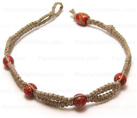 how to make hemp jewelry how to make bracelets with and hemp www pixshark