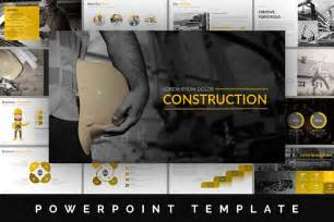 construction powerpoint presentation templates construction powerpoint template presentation templates