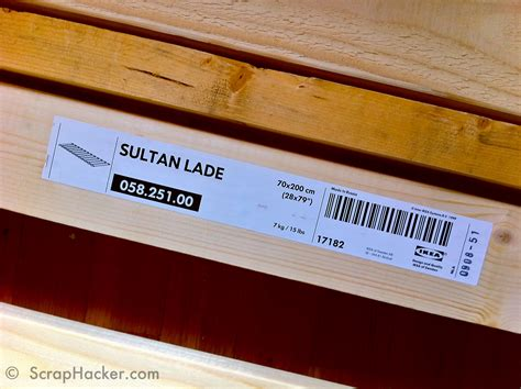 sultan lade ikea d i y lounger sofa bunk bed a 10 step tutorial