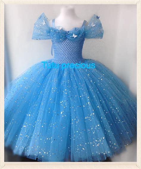 Dress Tutu Cinderella disney inspired cinderella tutu dress dressing up