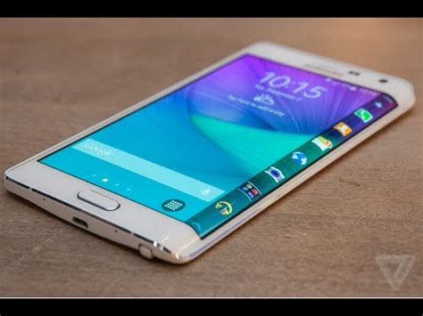 Samsung Galaxy Note 4 And Galaxy Note Edge Unleashed At Ifa 2014 Samsung Galaxy Note 4 And Note Edge Thoughts