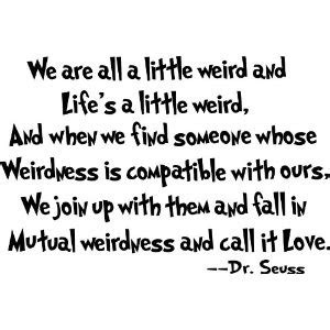 Dr seuss love quotes wedding altavistaventures Images