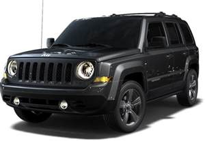 Jeep Patriot 2015 2015 Jeep Patriot High Altitude Comfortable Adventure Suv