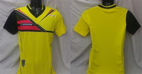 Baju Jersey Bola Original Kedai Baju Bola Original Brand Korono Team Jersey