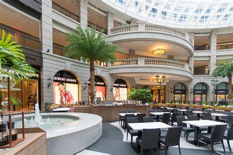 where center where are shopping malls headed in the future