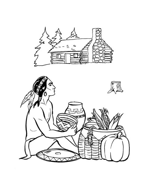 native american flag coloring page native american indian coloring pages coloring home