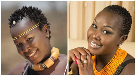 kenyan female haircuts ladies with short hair in kenya bold is beautiful kenyan