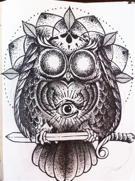 owl tattoo with all seeing eye all seeing eye owl tattoo www imgkid com the image kid