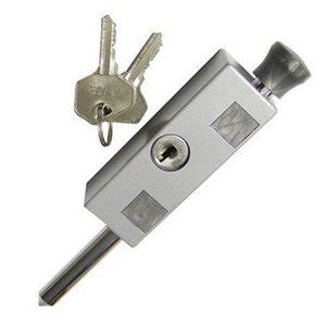 sliding door and window lock aluminum patio door lock keyed home improvement