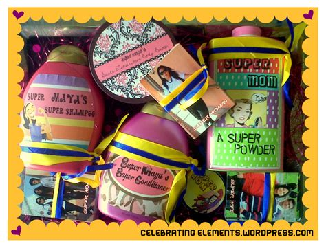 super mom personalized gift her celebrating elements