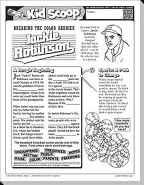 Jackie Robinson Graphic Biography 1000 images about jackie robinson on jackie