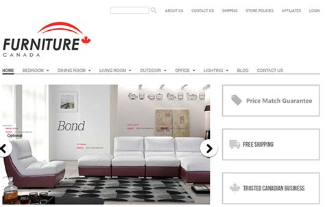 where to buy furniture online canada furniture canada store flyers online