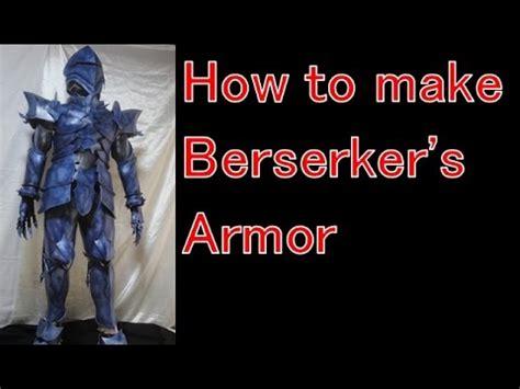tutorial lancelot how to make berserker lancelot s armor fate zero fate