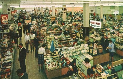 pleasant family shopping woolworth s america s christmas